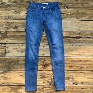 Levis | Super Skinny Jeggings Legging Jean Size 27